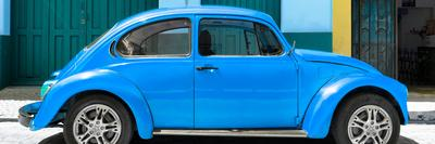 ¡Viva Mexico! Panoramic Collection - The Blue Beetle Car