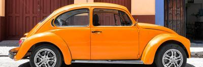 ¡Viva Mexico! Panoramic Collection - The Orange Beetle Car