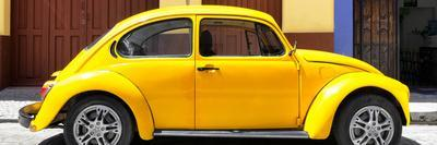 ¡Viva Mexico! Panoramic Collection - The Yellow Beetle Car