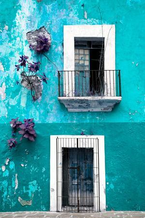 ¡Viva Mexico! Collection - Turquoise Wall