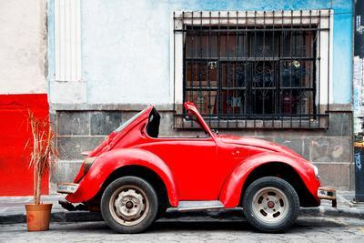 ¡Viva Mexico! Collection - Small VW Beetle Car