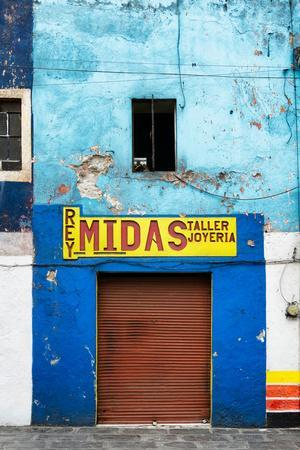 ¡Viva Mexico! Collection - Blue Taller