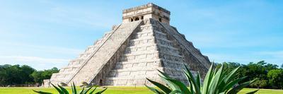 ¡Viva Mexico! Panoramic Collection - Chichen Itza Pyramid