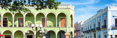 ¡Viva Mexico! Panoramic Collection - Campeche Architecture VI
