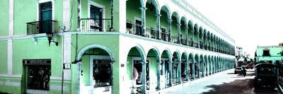 ¡Viva Mexico! Panoramic Collection - Campeche Architecture III