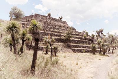 ¡Viva Mexico! Collection - Pyramid of Cantona VIII - Puebla