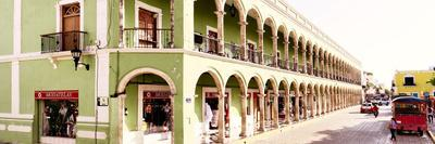 ¡Viva Mexico! Panoramic Collection - Campeche Architecture V