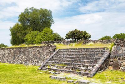 ¡Viva Mexico! Collection - Staircase Pyramid