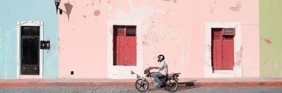 ¡Viva Mexico! Panoramic Collection - Motorbike Ride in Campeche II