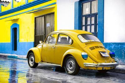 ¡Viva Mexico! Collection - VW Beetle and Yellow Wall