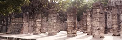 ¡Viva Mexico! Panoramic Collection - One Thousand Mayan Columns - Chichen Itza IV
