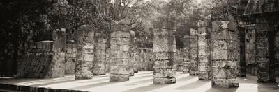 ¡Viva Mexico! Panoramic Collection - One Thousand Mayan Columns - Chichen Itza III