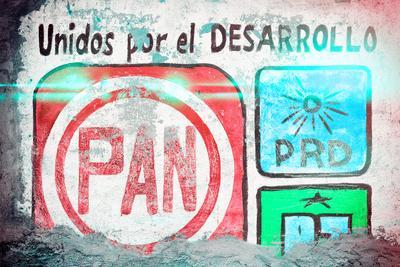"¡Viva Mexico! Collection - ""PAN"" Street Art II"
