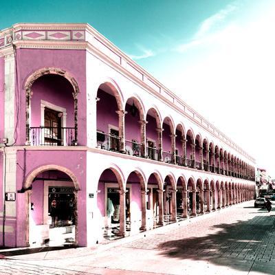 ¡Viva Mexico! Square Collection - Campeche Architecture II
