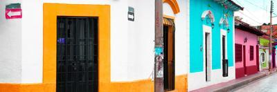 ¡Viva Mexico! Panoramic Collection - Colorful Street III