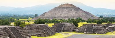 ¡Viva Mexico! Panoramic Collection - Teotihuacan Pyramids V