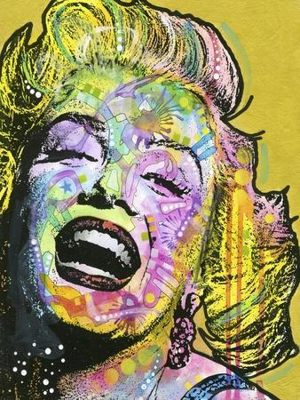 Golden Marilyn