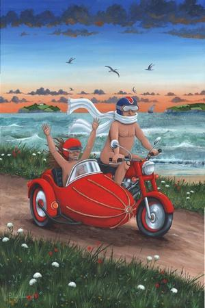 Motorbike and Sidecar
