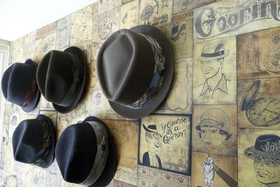 San Francisco, California Haight Ashbury District, Hat Store Interior