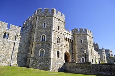 England, Berkshire, Royal Borough of Windsor and Maidenhead. Windsor Castle