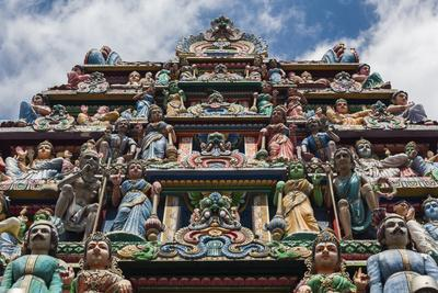 Singapore, Chinatown, Sri Mariamman Hindu Temple