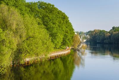 Emajogi River, Tartu, Estonia, Baltic States