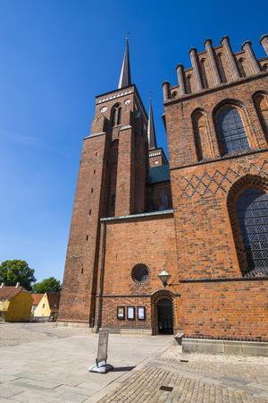 Cathedral of Roskilde, Denmark