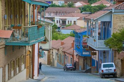 Old Town, Sighnaghi, Kakheti, Georgia