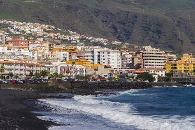 Spain, Canary Islands, Tenerife, Candelaria, Town View