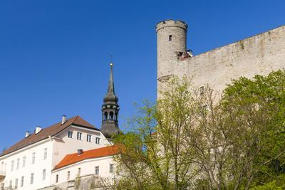 Toompea Castle, Tallinn, Estonia, Baltic States