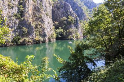 Central Balkan Peninsula, Several Medieval Monasteries. on Treska River