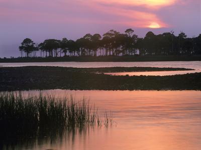 Saint George Island State Park, Saint George Island, Florida, Usa