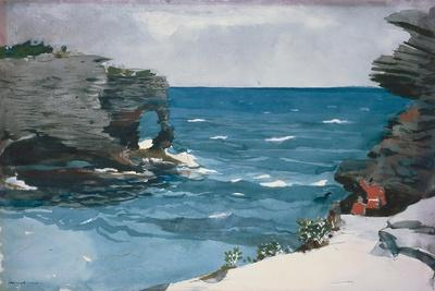 Rocky Shore, 1900