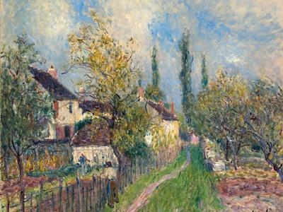 Les Sablons, 1883