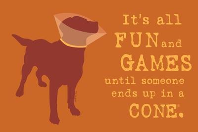 Fun And Games - Orange Version