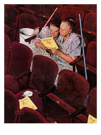 """""""Charwomen"""", April 6,1946"""