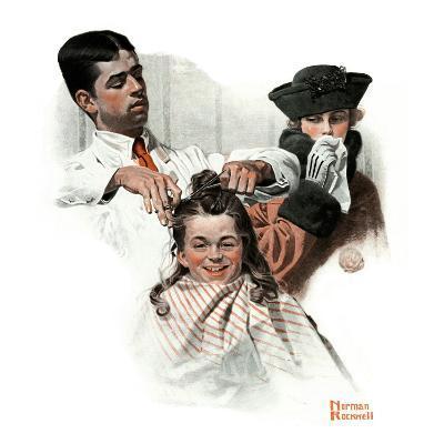 """""""First Haircut"""", August 10,1918"""