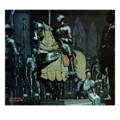 """""""Armor"""", November 3,1962"""