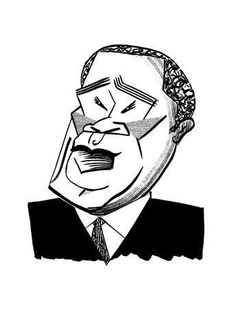 Eric Owens - Cartoon