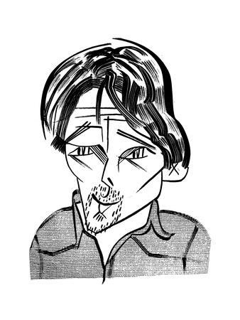 Ethan Hawke - Cartoon