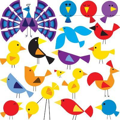 Various Birds to Add to Your Designs