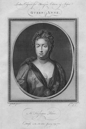 Queen Anne, 1785