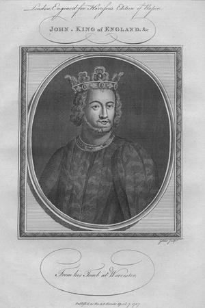 King John, 1787