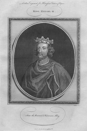 King Henry III, 1786