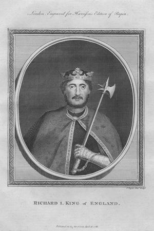King Richard I, 1788