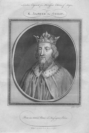 King Alfred the Great, 1785