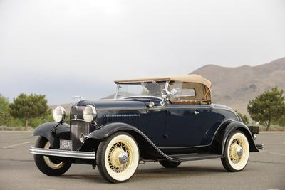 Ford 18 Deluxe Roadster 1932