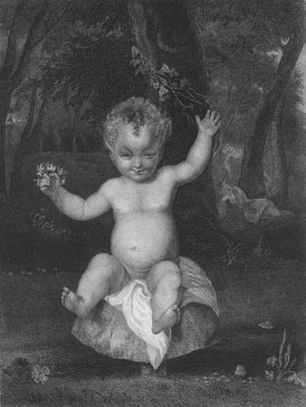 Puck, from A Midummer Nights Dream, c19th century