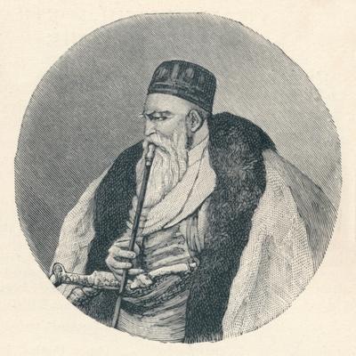 Ali Pasha of Tepelena, c1906, (1907)