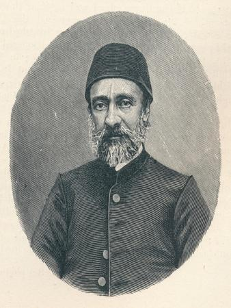 Mehmed Emin Âli Pasha, c1906, (1907)